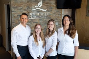 Chiropractor Etobicoke ON Chrystopher Sly and staff