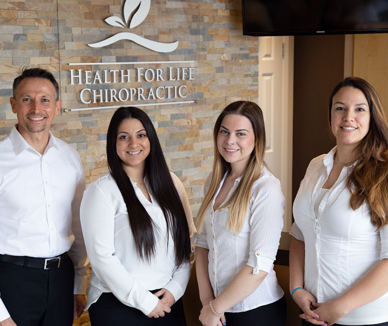 Chiropractor Etobicoke ON Dr. Sly and Team